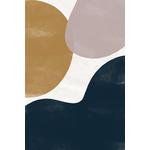 Poster-Decoration-Art-Mural_Contemporain_Minimaliste_3formes3couleurs