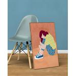 Poster-Decoration-Art-Mural_BlueJeanEtMotifs_40x60cm_cadre