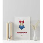 WonderWoman_40x60cm_situ