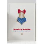 WonderWoman_40x60cm_situ2