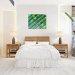 tableau_Peinture-acrylique-sur-toile-fait-main_Isi-Groove_artiste_65x81cm_situ