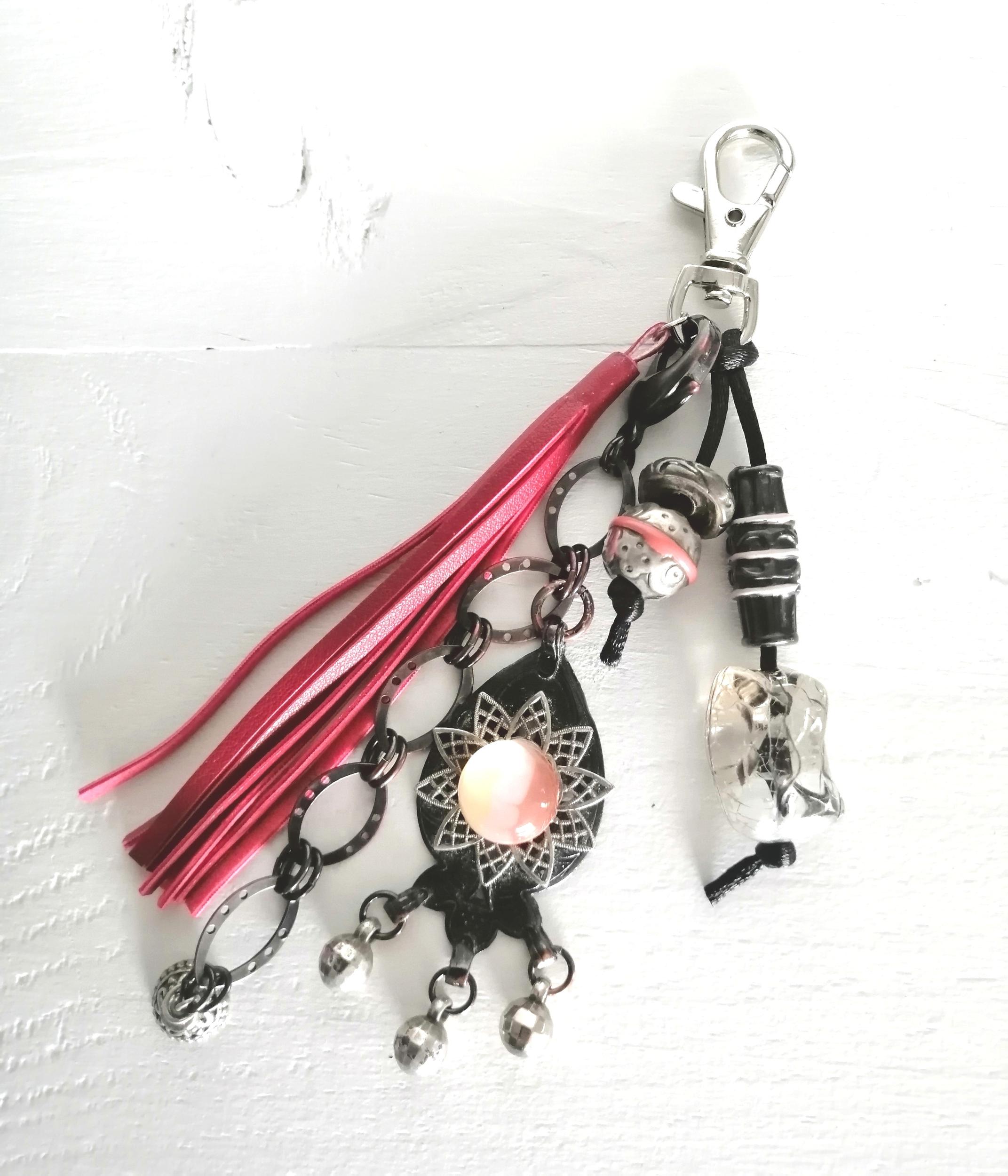 bijou de sac porte clefs