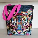 sac cabas tigre
