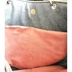 intérieur sac cabas Izya