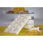fondant tablette parfumé citron meringué