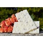fondant tablette parfumé bouquet de roses