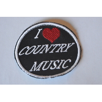 I' aime Country music