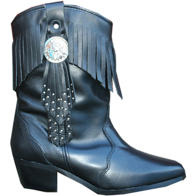 Bottines Idaho noires
