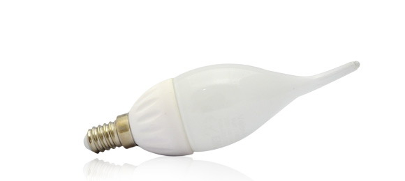 Ampoule LED E14 Flamme ELLA