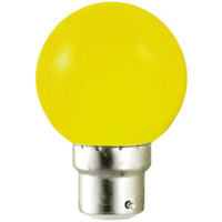Ampoule LED B22 Couleur MINI GLOBE