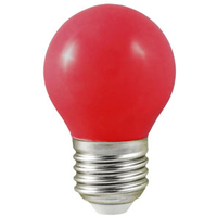 AMPOULE LED E27 Couleur MINI GLOBE