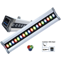 WALL WASHER 20W  RGB THEO