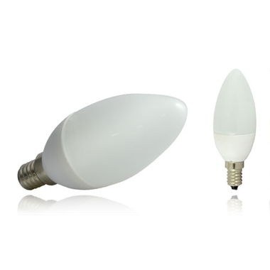 Ampoule LED 4 Watt E14  OBLONG