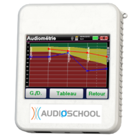 AUDIOSCHOOL + Casque