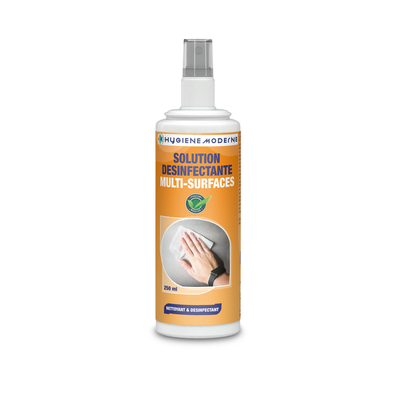 Solution désinfectante multi-surface 250 ml