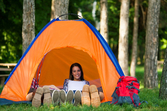 insecticide camping