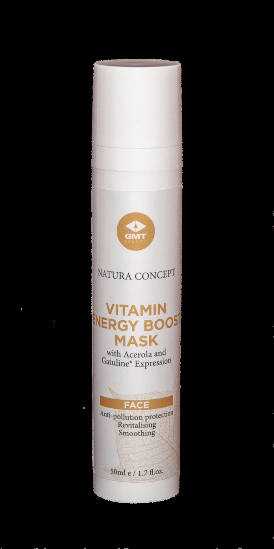 Masque à la vitamine c energy boost (pour le visage)