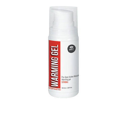 Gel musculaire chauffant