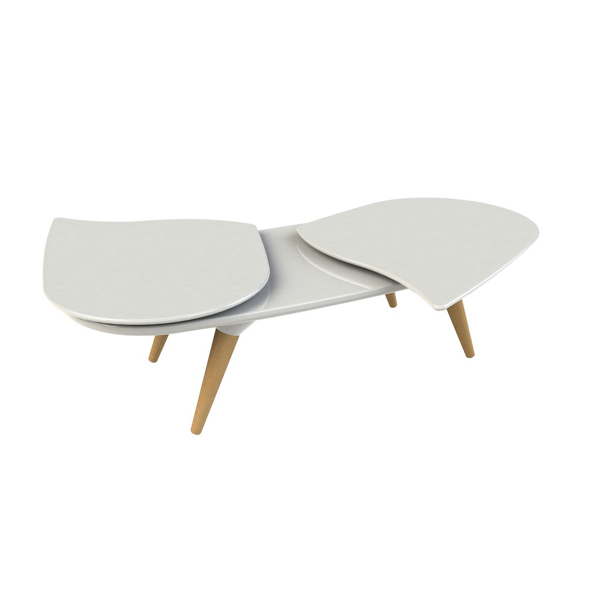 Table basse transformable en table haute ikea valdiz Table basse transformable ikea
