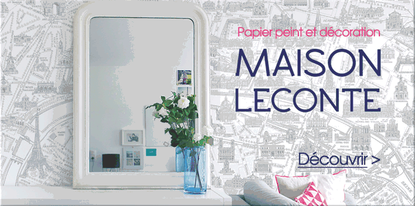 Collections Maison Leconte sur Design from Paris