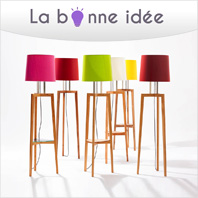 Lampe Grace par Sixay - Elegante et tellement design