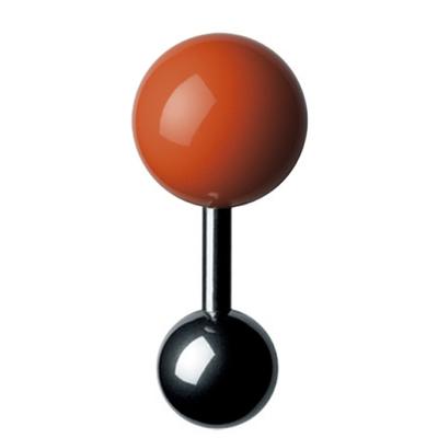 Boutons-de-manchette-orange-homme