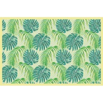 tapis-vinyle-galapagos-palmier