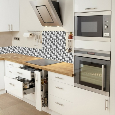 credence alu adhesif CRE0816 hd86 dolomite mise en situation