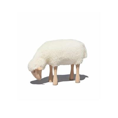 tabouret-enfant-mouton-agneau-blanc-tete-en-bas-Hanns-Peter-Krafft