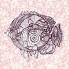 Lé de papier peint - 042013E - Lisa