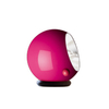 EYE LIGHT - Lampe design LED et bakelite - Rose
