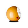 EYE LIGHT - Lampe design LED et bakelite - Jaune