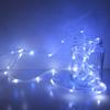 Guirlande lumineuse LED tube Bleu