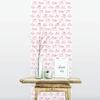 Lé de papier peint - 7003- Bienvenue en France rose