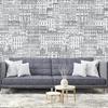 Papier peint panoramique - 8006 - Broadway noir et blanc