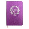 Carnet paillette Paris Tour Eiffel Rose - Papeterie originale