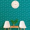 Rouleau de papier peint - 9022 - Seabirds vert