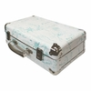 Valise design catch a waves vert - Maison Leconte