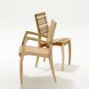 chaise-à-lattes-bois