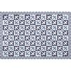 tapis louise bleu