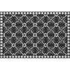 tapis lola noir