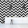 Le-de-papier-peint-intisse-noir-et-blanc