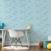 Rouleau de papier peint Waves maison leconte