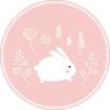 tapis-vinyle-lapin-rose