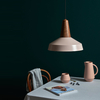 Lampe-Eikon-Circus-Mise-en-Situation-Rose-Pale