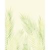 Papier peint adhesif PPP1196 feuilles de palmier