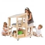 Liliane Light - Maison de poupée design et ses accessoires
