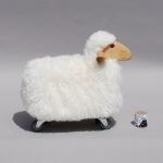 Mouton sur roulette - Hanns Peter Krafft