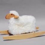 Petit mouton à bascule - Hanns Peter Krafft