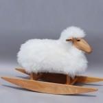 Mouton à bascule design - Hanns Peter Krafft